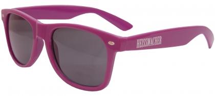 """Sonnenbrille """"Heissmacher"""" Lila"""