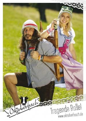 """Poster """"Tragende Rolle"""""""