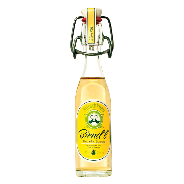 Birndl 0,04 Liter
