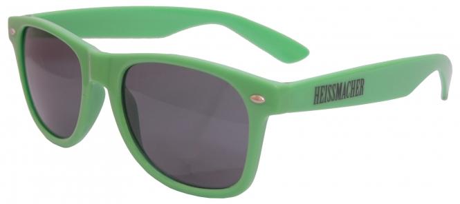 """Sonnenbrille """"Heissmacher"""" Grün"""