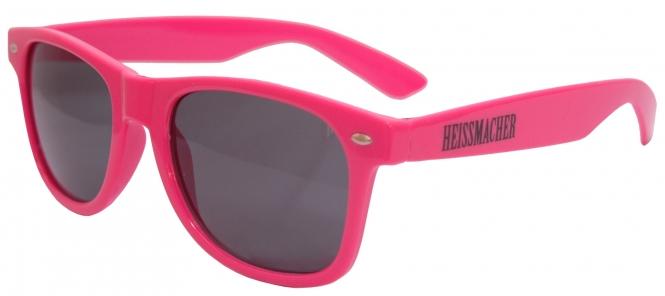 """Sonnenbrille """"Heissmacher"""" Pink"""